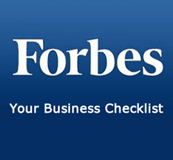 Forbes Business Checklist