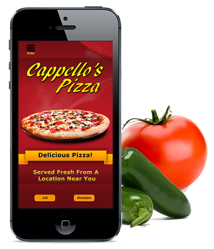 Mobile Apps Designed for Pizzerias
