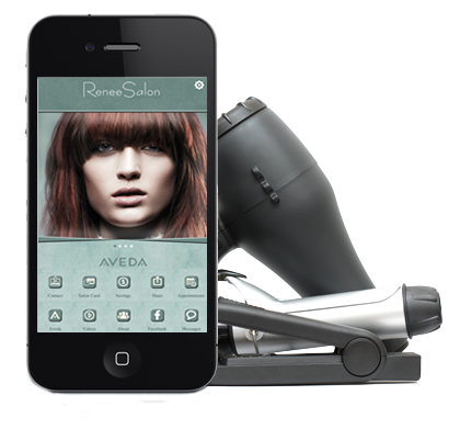 Mobile Apps Designed For Salons and Spas