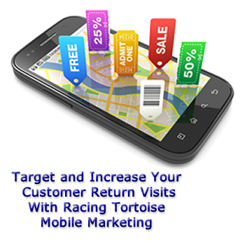 Target Your Customers With Racing Tortoise Mobile Marketing